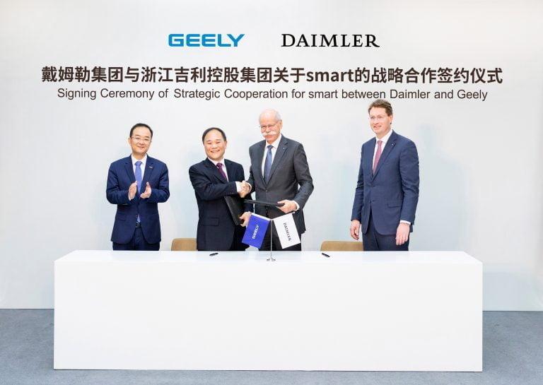 Smartille uutta virtaa Kiinasta — myös koko kasvaa