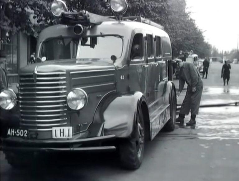 Historian havinaa: Katso Sisun mainoselokuva vuodelta 1952