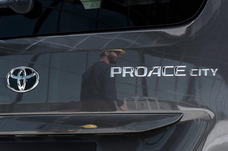 Toyotan Proace-mallistoon tulee myös pikkupaku