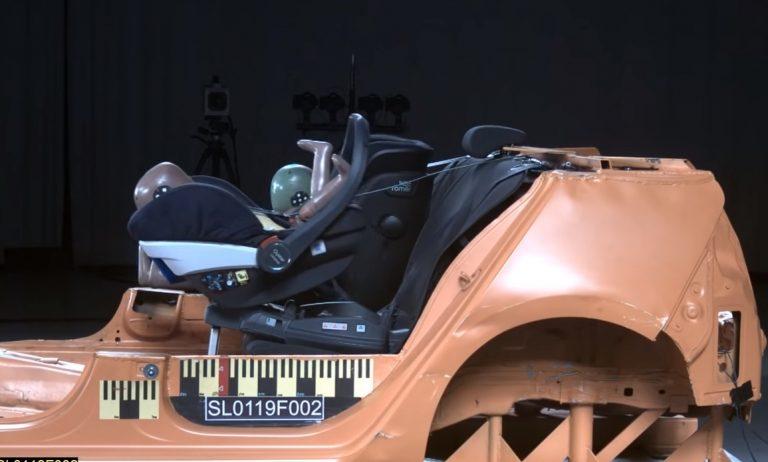 Autoliitto varoittaa: Älä käytä näitä turvakaukaloita — kaukalot eivät läpäisseet turvatestiä