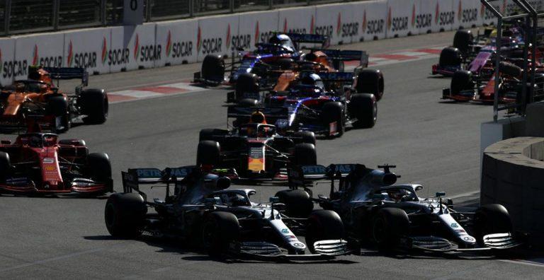 F1: Nyt peruttiin myös Bakun F1-kisa