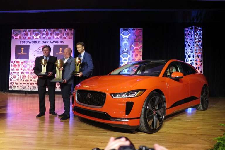 World Car of the Year 2019 on valittu – voittaja on sähköauto