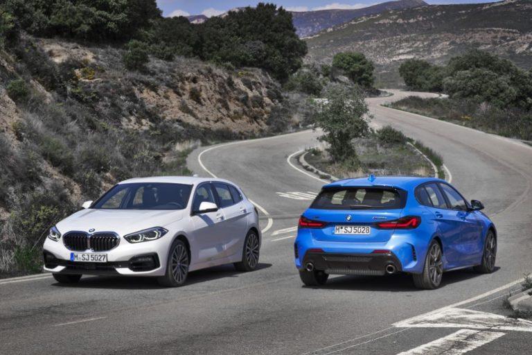 BMW:n uusi ykkönen on aikaisempaa tilavampi