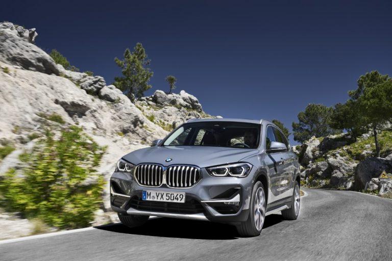 Uudistuvaan BMW X1 -mallistoon tulossa myös pistokehybridi