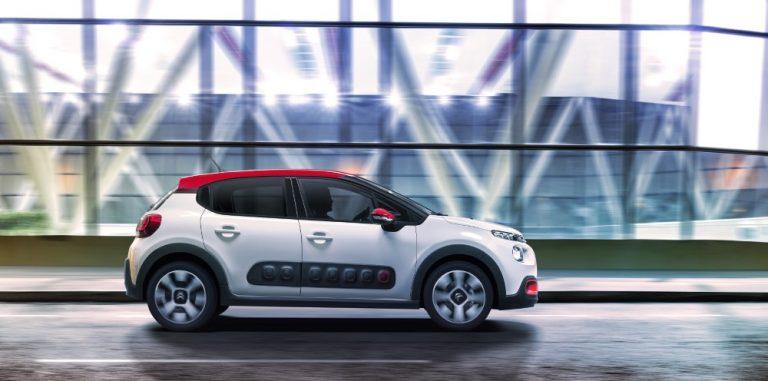 Kohta Helsingin seudulla tarjolla 50 Citroënin yhteiskäyttöautoa