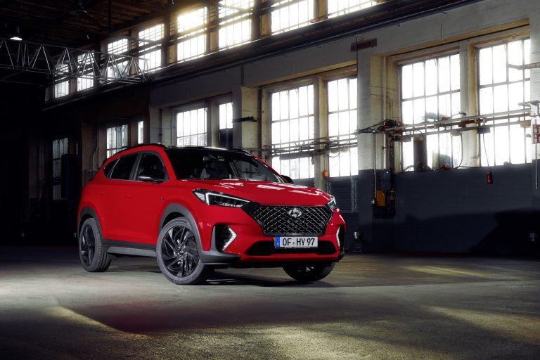 Hyundain N Line -mallistoon tulee lisämalleja toukokuun aikana