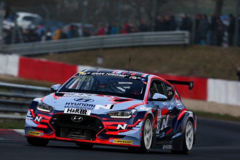 Hyundailta kaksi autokuntaa Nürburgringin 24 tunnin kisaan