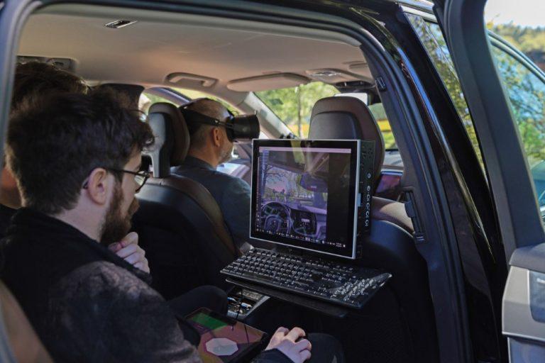 Autojen suunnittelu ja kehitys helpottuu yhdistetyn todellisuuden avulla