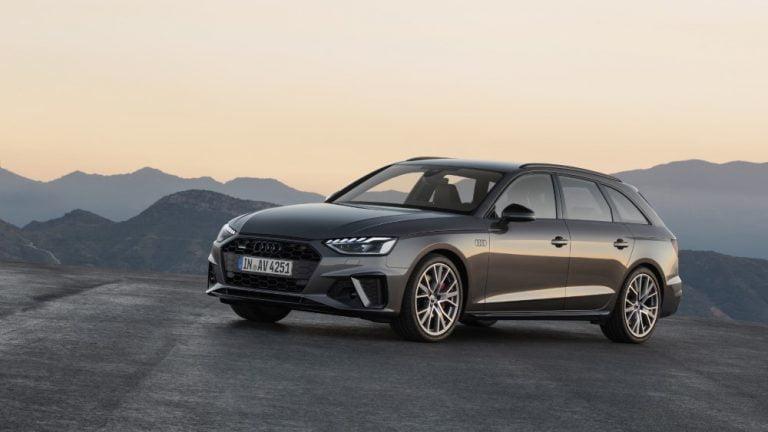 Uuden Audi A4 -malliston hinnat julkistettu