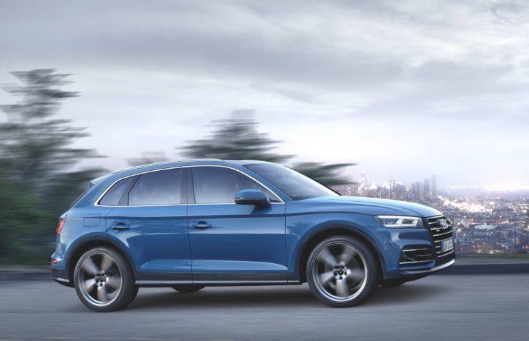 Audin ensimmäisen uuden ladattavan hybridin myynti alkoi erikoismallilla