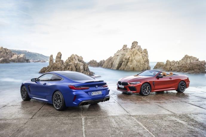 BMW:n 8-sarjan uutuuksissa on tehoa yli 600 hevosvoimaa