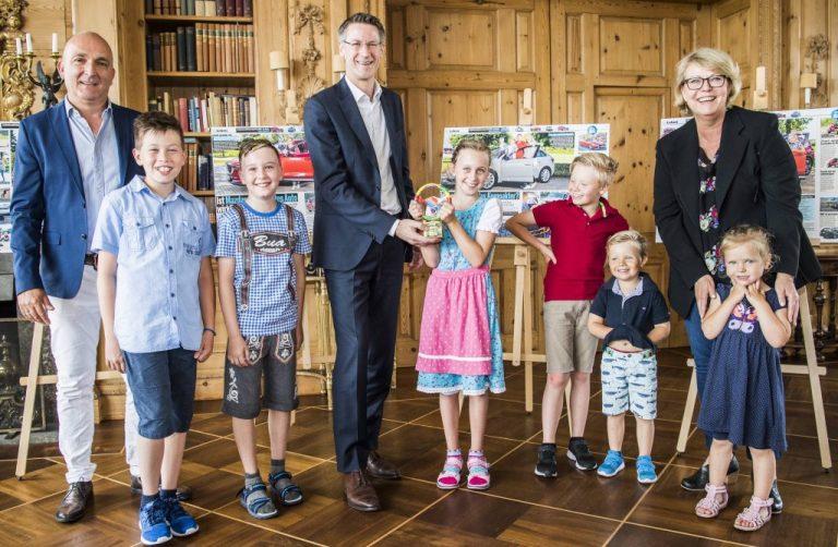 Hyundai Tucson voitti saksalaisen Bild am Sonntag -lehden lukijaäänestyksen