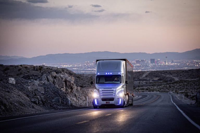 Daimler Trucks perusti autonomisen liikkumisen tutkimusyksikön