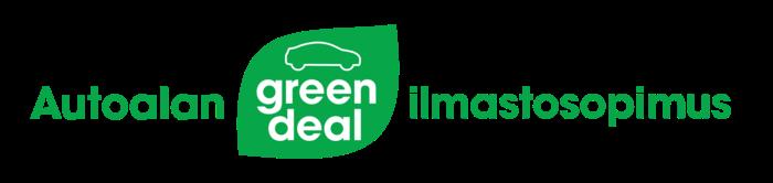 Veho mukaan autoalan Green deal -sopimukseen