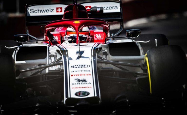 F1: Räikkönen nopein päivän testeissä