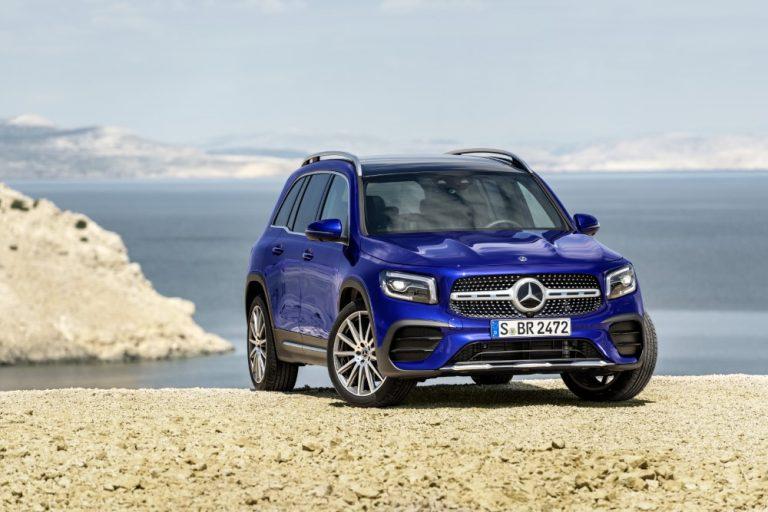 Mercedes-Benz GLB on hinnoiteltu — halvin versio maksaa runsaat 44 000 euroa
