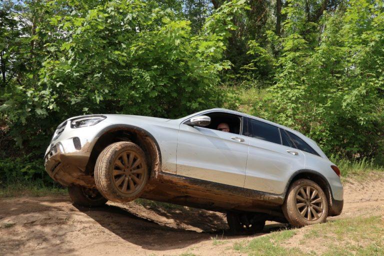 Mercedes-Benz GLC perheseen uudet SUV- ja Coupé-mallit