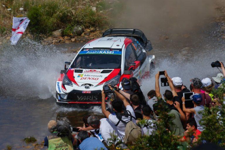 WRC: Rallin MM-sarja jatkuu aikaisintaan heinäkuussa