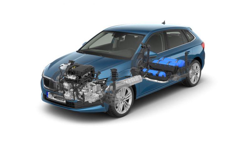 Kaasuautot pysyvät Škodan valikoimissa useita vuosia