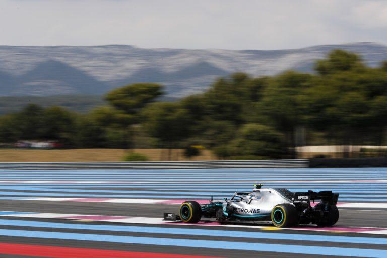 F1: Bottas oli nopein päivän harjoituksissa