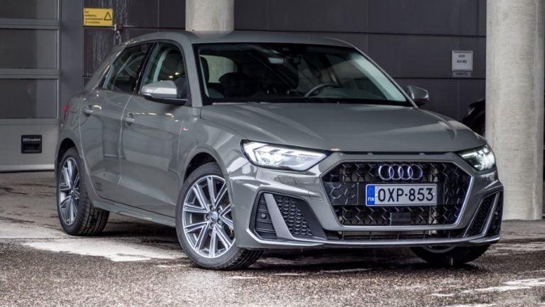 Autotoday testasi: Audi A1 Sportback Business S line 30 TFSI S Tronic — ärhäkän näköinen ja varusteltuna hinnakas pikkusportti