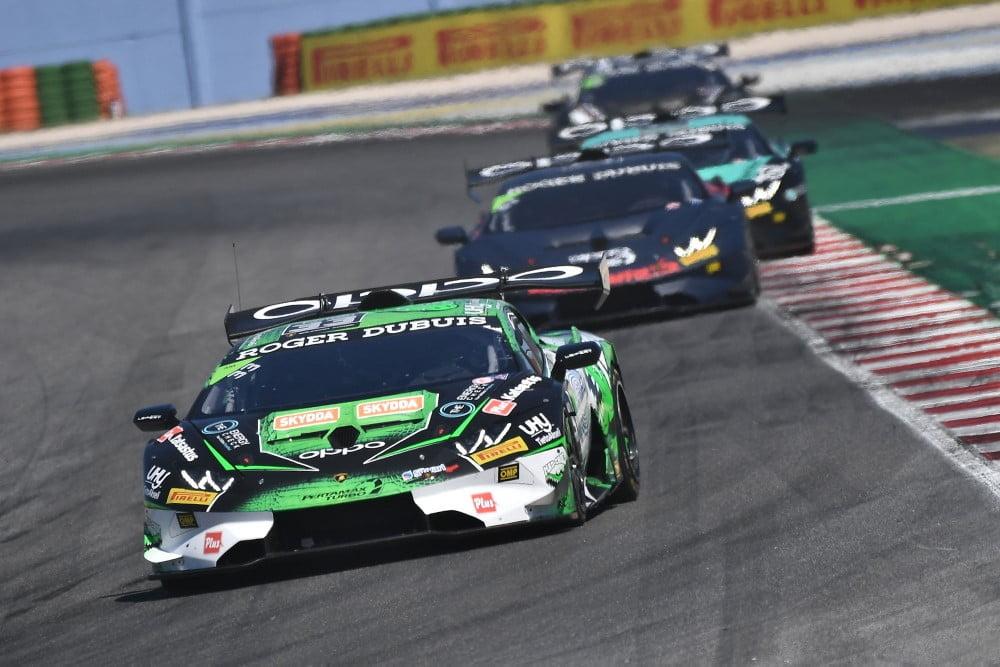 Lamborghini Super Trofeo >> Lamborghini Sarja Mikko Eskelinen Jatkaa Hopeasijalla