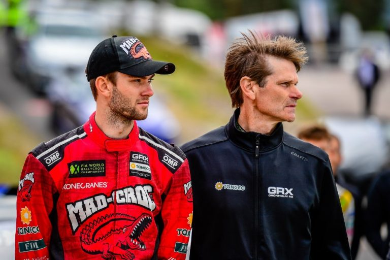 Rallicross: Grönholmin kausi jatkuu Kanadassa