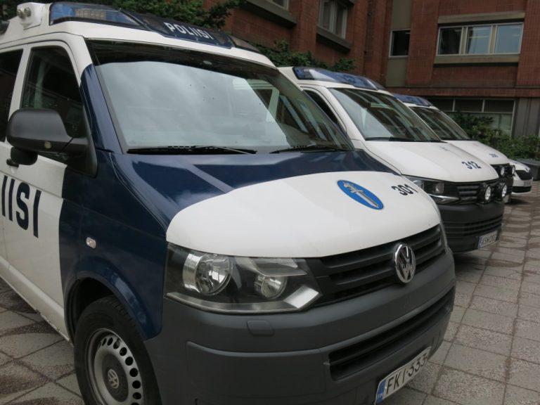 Päihtynyt kuljettaja pakeni poliisia Oulussa