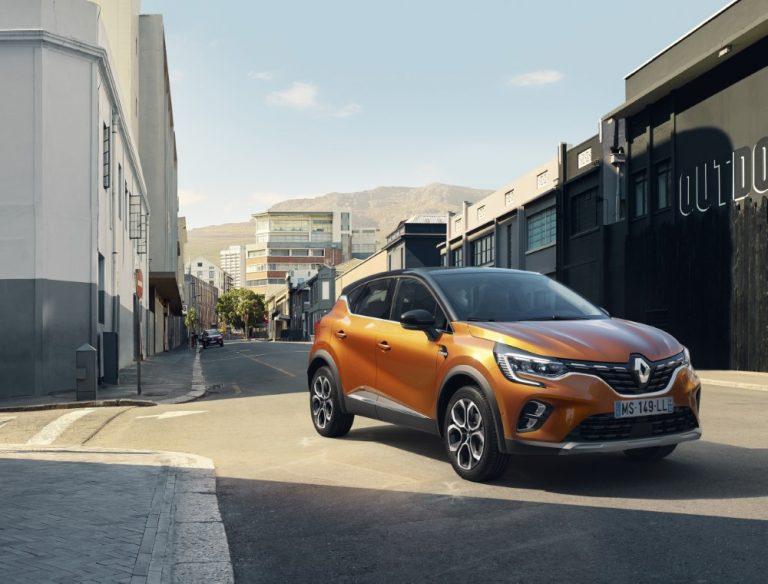 Kokoa kasvanut Renaultin uusi Captur-malli tulee vuodenvaihteessa