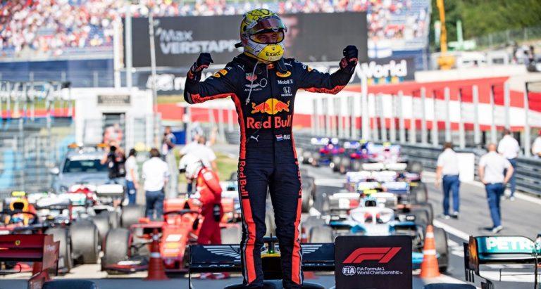 F1: Verstappen ajoi Brasilian GP:n paalupaikalle