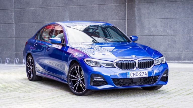 Autotoday testasi: BMW 320dA xDrive Sedan M Sport — vetonaulan tuorein painos