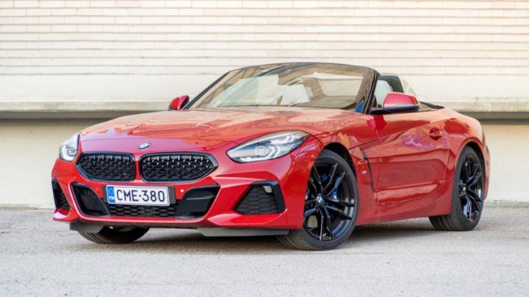 Autotoday testasi: BMW Z4 — ketterä kesäsportti ja nautiskelijan kauppakassi