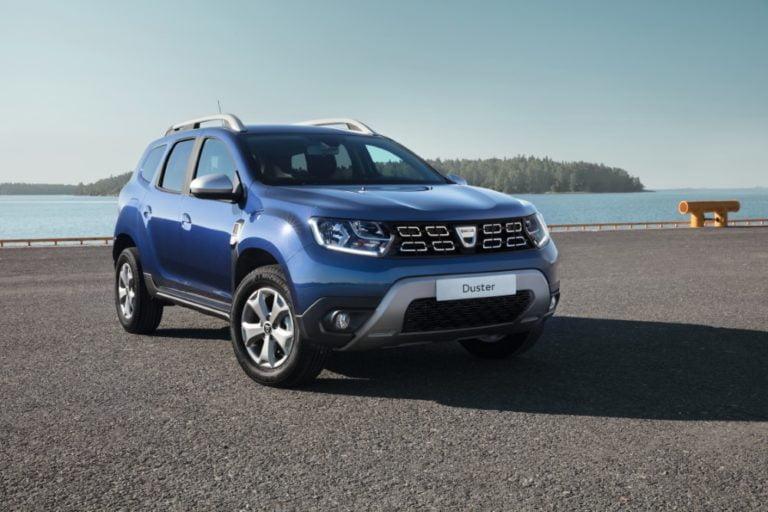 Dacia Dusteriin uusia moottorivaihtoehtoja