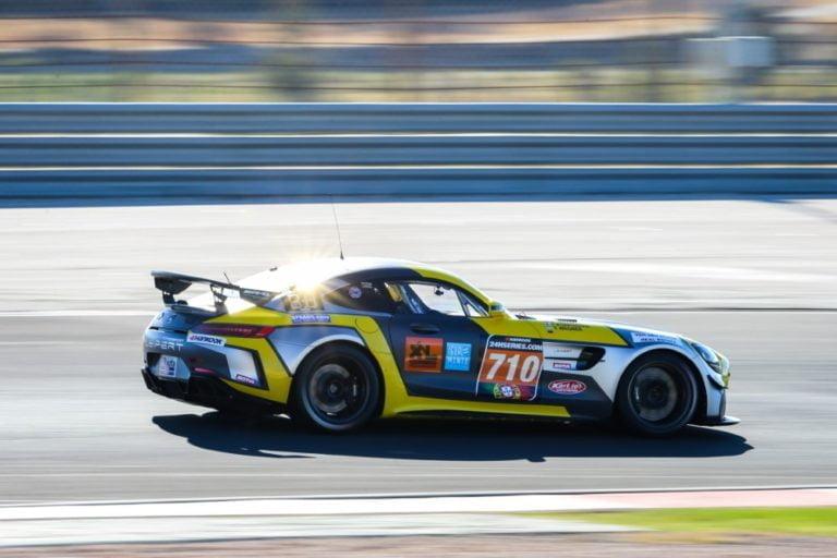 Ilmari Korpivaara voitokkaasti mukana Mercedes-AMG GT4:n kehitystyössä