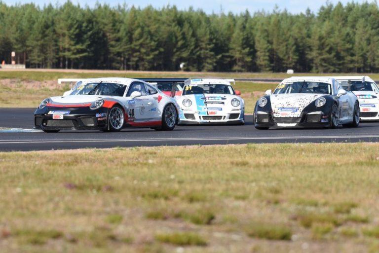 Porsche Sprint Challenge NEZ — kauden päätös tarjosi urheilujuhlan tuntua