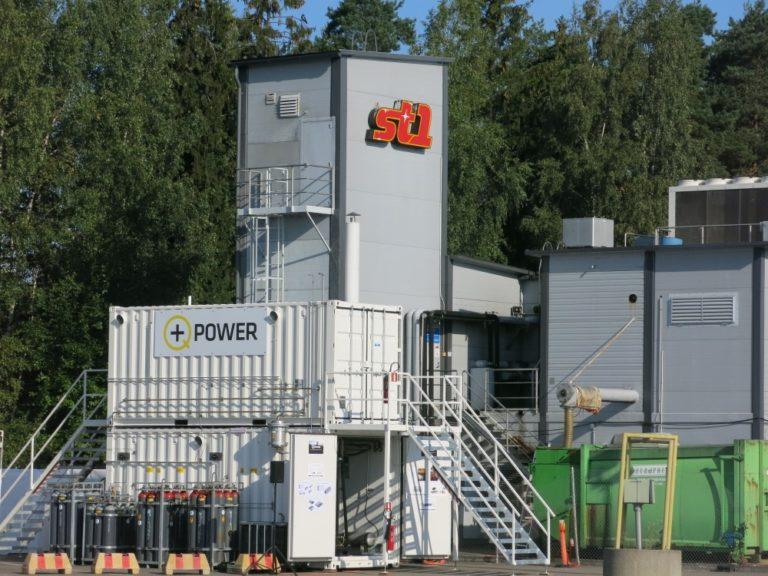 Suomalaistekniikan avulla tehdään hiilidioksidista biokaasua
