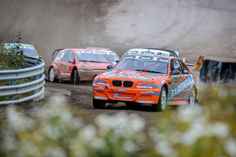 Rallicross: Yksi Suomen mestari kruunattiin jo lauantaina Kouvolassa