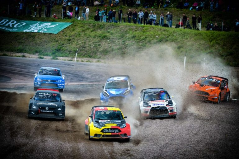 Rallicross: Kouvolassa todellinen rallicrossin superviikonloppu