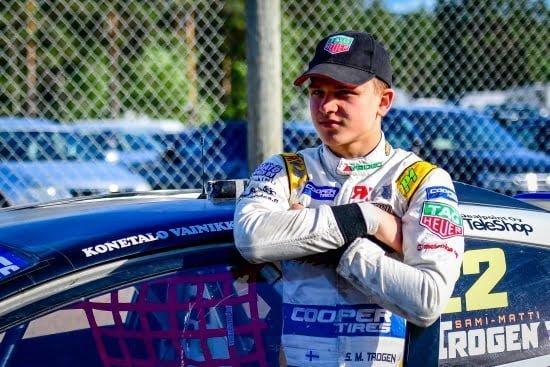 Rallicross: Sami-Matti Trogen tähtää Ranskassa palkintopallille
