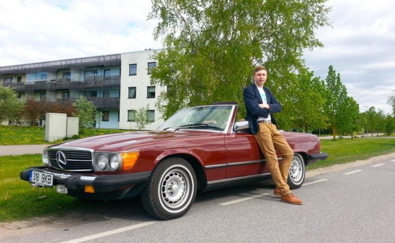Tauri Kärson: Audi häihin, suklaata kiitokseksi ja uusia tuttavia naapurustosta
