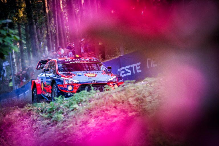 WRC: Suomen MM-ralli oli monella tavalla menestys