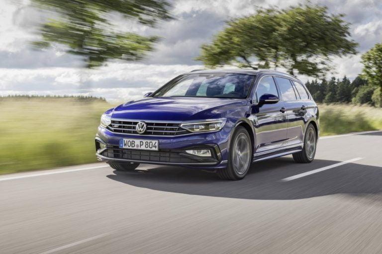 Volkswagen Passatin koko mallisto uudistui