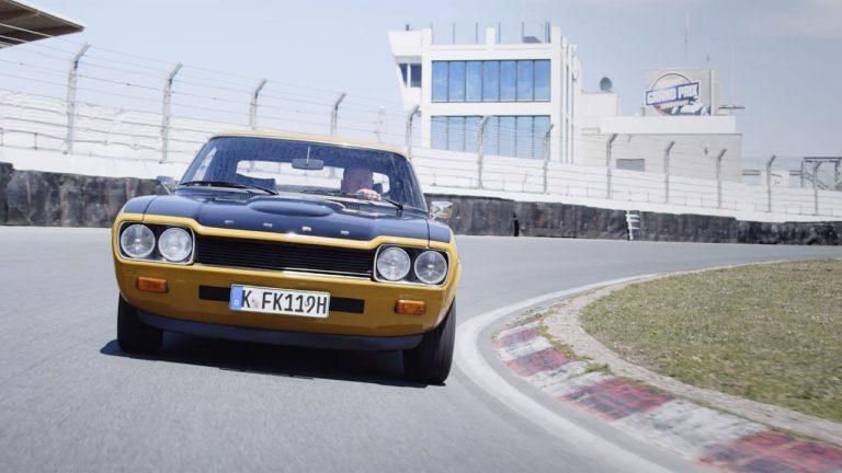 Päivän museoauto: 50 vuotta täyttävä Ford Mustangin haastaja
