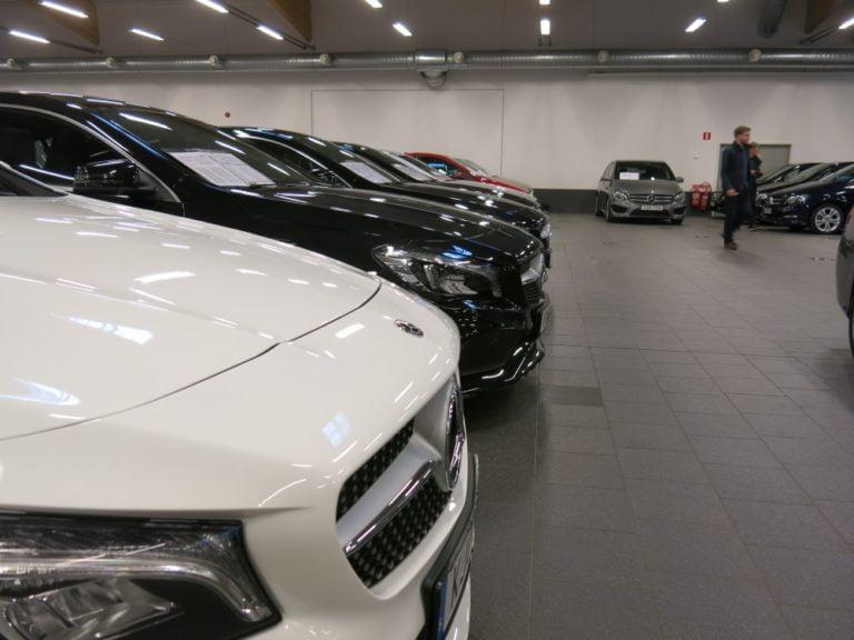 Aiotko ostaa käytetyn auton Ruotsista? Lue Euroopan kuluttajakeskuksen vinkit!
