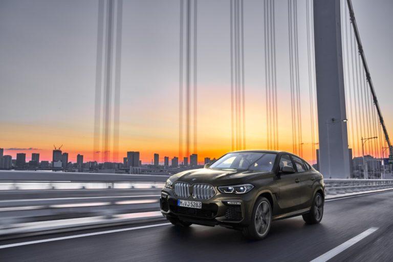 BMW:n kohokohdat Frankfurtin autonäyttelyssä