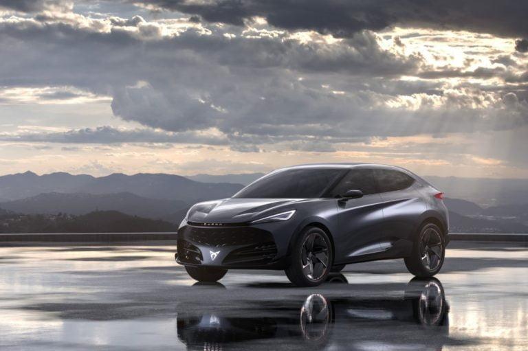 Cupra Tavascan: Urheilullinen ja sähköinen konseptiauto