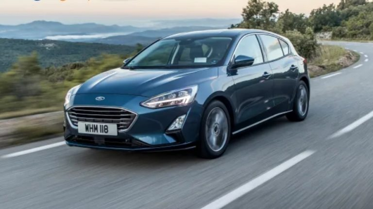 Avisin Ford-vuokra-autot yhdistetään digitaalisesti