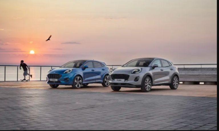 Uusi Ford Puma sai Suomen hinnat