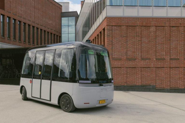 Robottibussi Gacha aloittaa ajamisen Espoossa — tavoitteena pysyvä operointi
