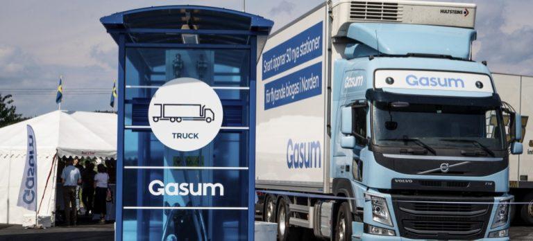 Gasum kasvaa Ruotsissa ja Norjassa yrityskaupan avulla — verkostoon 48 uutta kaasutankkausasemaa